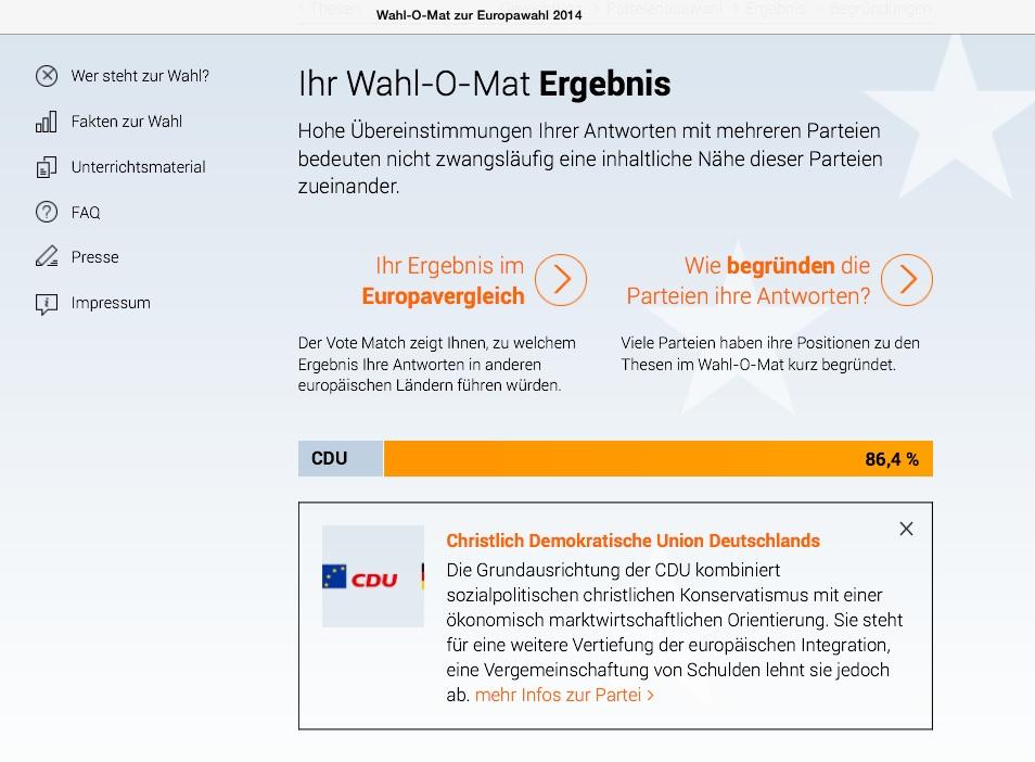 Wahl-O-Mat ergebnis1